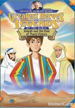 Великие Библейские герои и истории: Иосиф и его разноцветный плащ / Greatest Heroes and Legends of the Bible: Joseph and the Coat of Many Colors (1998) DVDRip